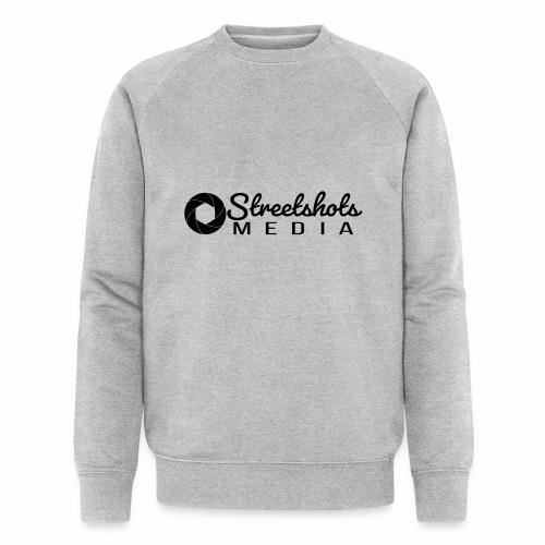 Streetshots Weißspread - Männer Bio-Sweatshirt von Stanley & Stella
