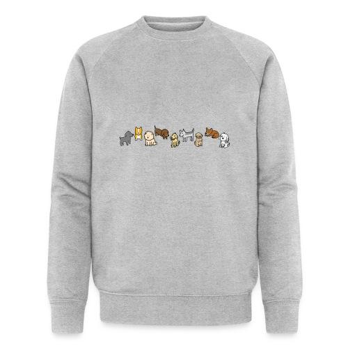 Doggos - Men's Organic Sweatshirt by Stanley & Stella