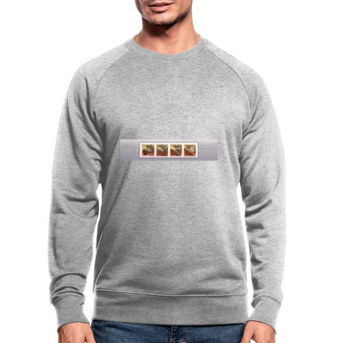 Design Sounds of Heaven Heaven of Sounds - Männer Bio-Sweatshirt