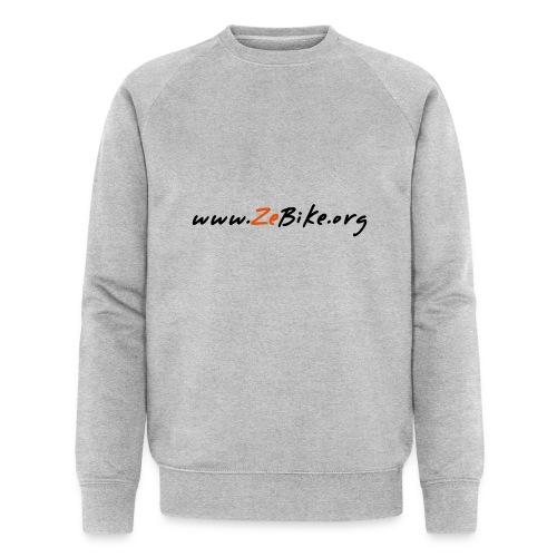 wwwzebikeorg s - Sweat-shirt bio Stanley & Stella Homme