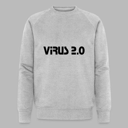 virus2 0 - Sweat-shirt bio