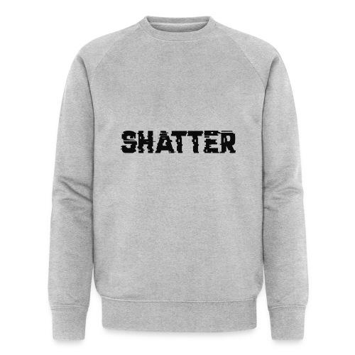 shatter - Männer Bio-Sweatshirt von Stanley & Stella