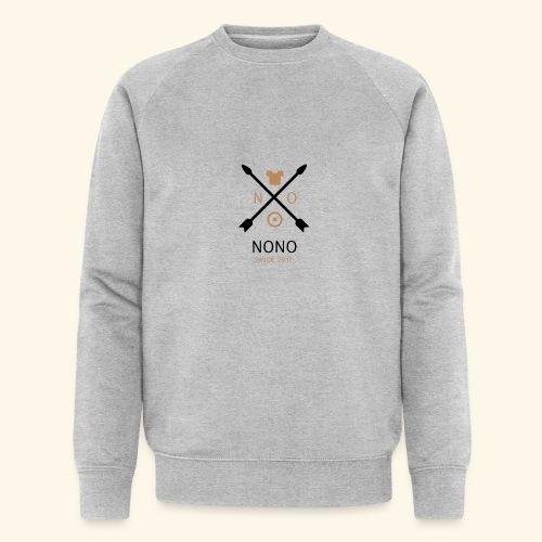 NONO SINCE 2017 - Økologisk sweatshirt til herrer