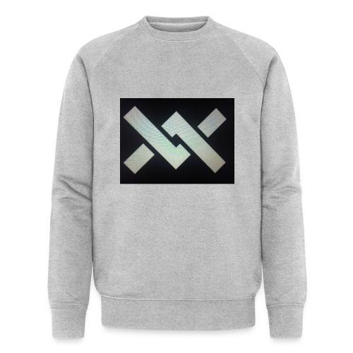 Original Movement Mens black t-shirt - Men's Organic Sweatshirt by Stanley & Stella