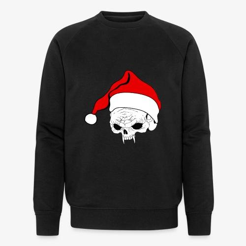 pnlogo joulu - Men's Organic Sweatshirt by Stanley & Stella