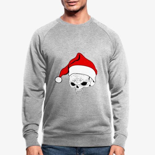 pnlogo joulu - Ekologisk sweatshirt herr