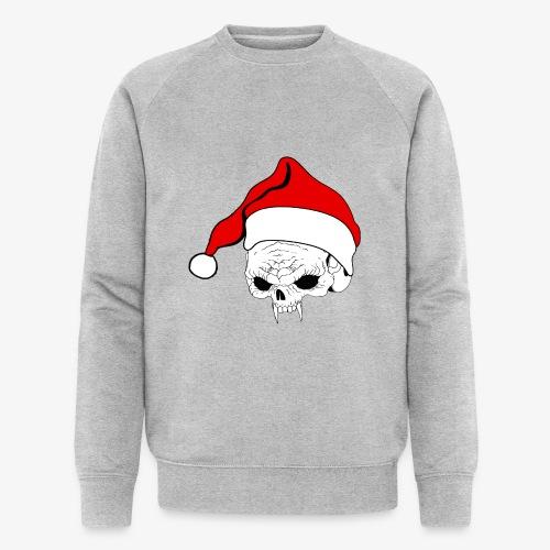 pnlogo joulu - Sweat-shirt bio Stanley & Stella Homme