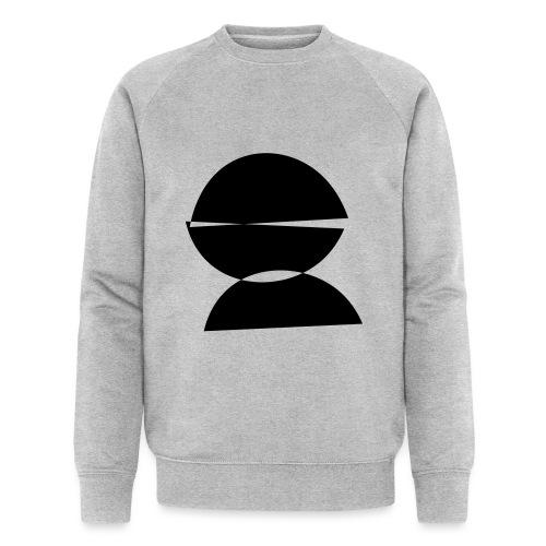 refugee rights abstract - Männer Bio-Sweatshirt von Stanley & Stella