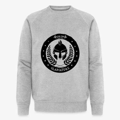 Gym Pur Gladiators Logo - Men's Organic Sweatshirt by Stanley & Stella
