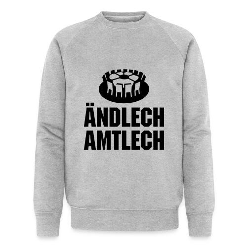Amtl. bew. Meistershirt - Männer Bio-Sweatshirt von Stanley & Stella