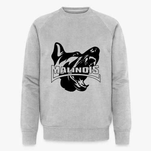 malinois - Sweat-shirt bio Stanley & Stella Homme