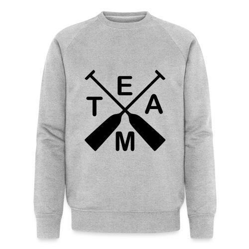 Drachenboot Team 1c - Männer Bio-Sweatshirt von Stanley & Stella