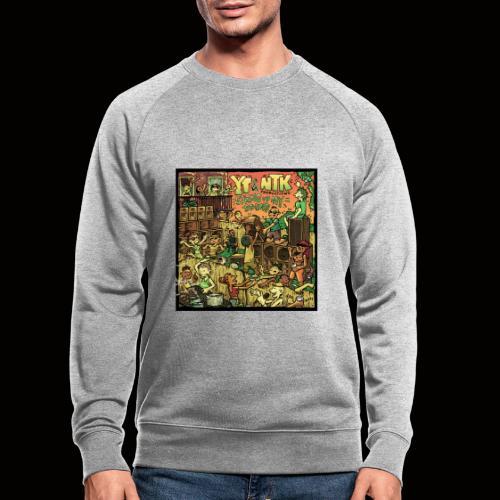 String Up My Sound Artwork - Men's Organic Sweatshirt