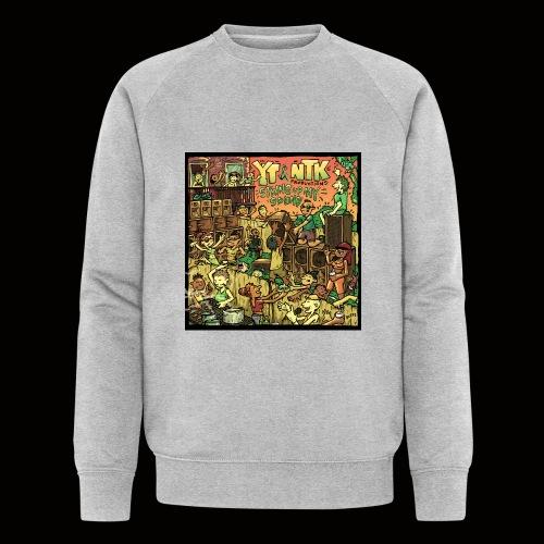 String Up My Sound Artwork - Men's Organic Sweatshirt by Stanley & Stella