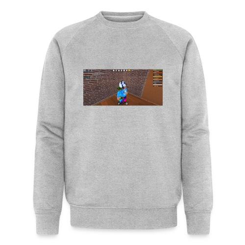 panda time - Men's Organic Sweatshirt by Stanley & Stella