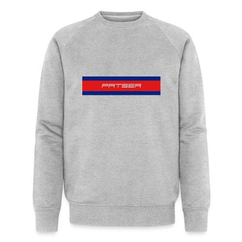 PATSER - Mannen bio sweatshirt van Stanley & Stella