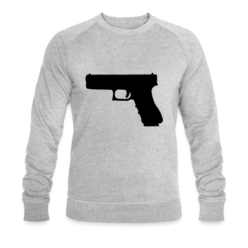 The Glock 2.0 - Men's Organic Sweatshirt by Stanley & Stella