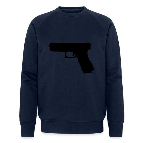The Glock 2.0 - Men's Organic Sweatshirt by Stanley & Stella