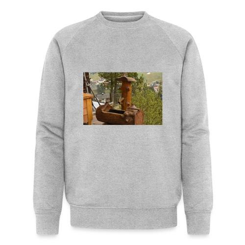 19.12.17 - Männer Bio-Sweatshirt von Stanley & Stella