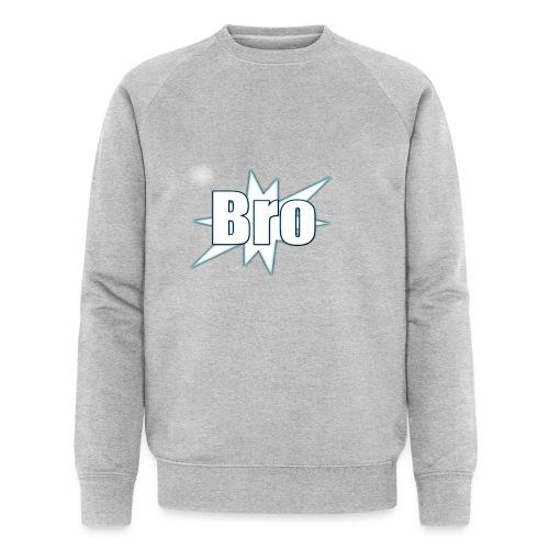 Bro hats and shirts - Økologisk sweatshirt til herrer