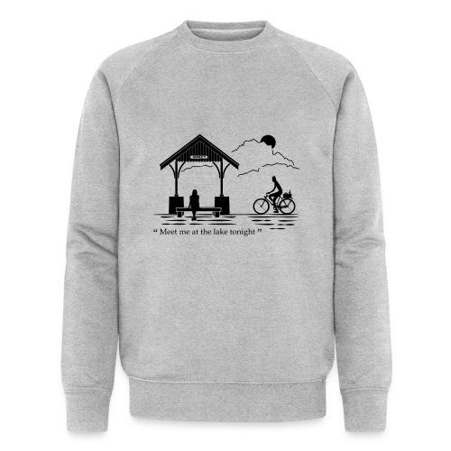 Meet me at annecy lake - Sweat-shirt bio Stanley & Stella Homme