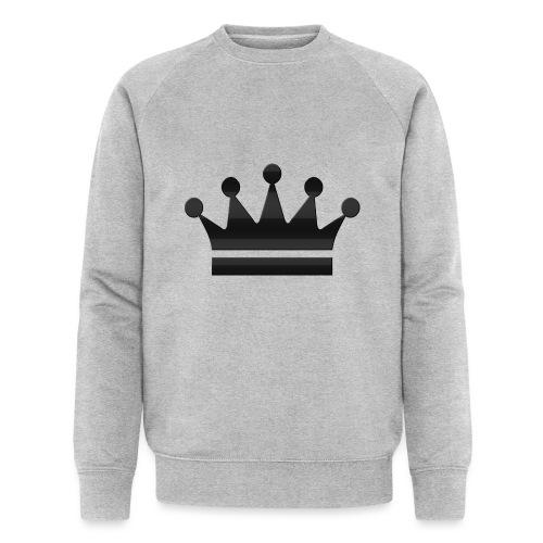 crown - Mannen bio sweatshirt van Stanley & Stella