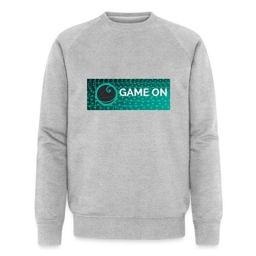 GameOn - Mannen bio sweatshirt van Stanley & Stella