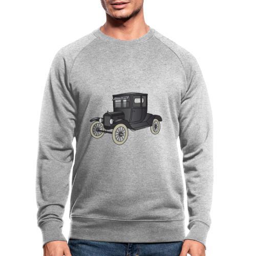 Modell T Oldtimer c - Männer Bio-Sweatshirt