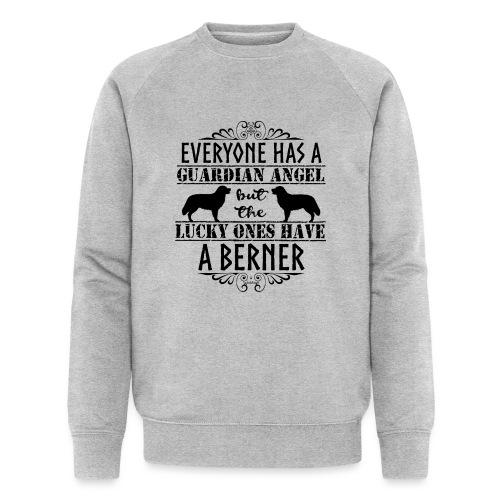 Bernese Berner Angel 3 - Men's Organic Sweatshirt
