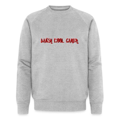 Dansk cool Gamer - Økologisk sweatshirt til herrer