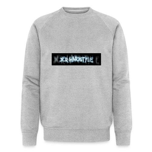 DerHardstyle ONE - Männer Bio-Sweatshirt