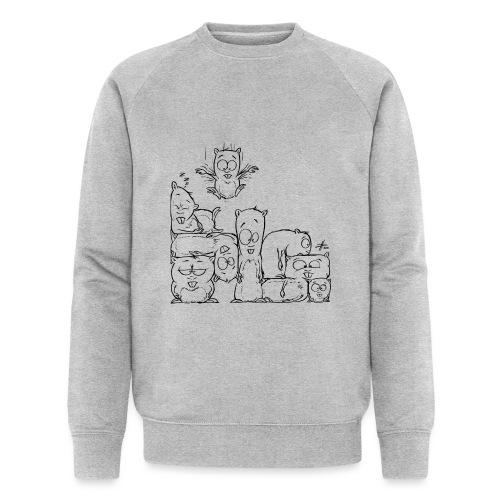 hamstris - Männer Bio-Sweatshirt von Stanley & Stella