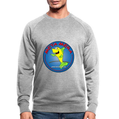 metamera_fish - Ekologisk sweatshirt herr