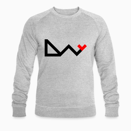 day logo - Men's Organic Sweatshirt by Stanley & Stella