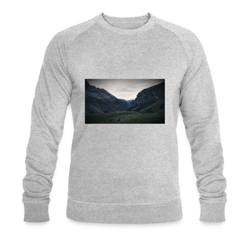 Travel - Mannen bio sweatshirt