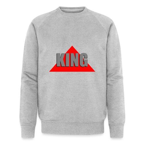 King, by SBDesigns - Sweat-shirt bio Stanley & Stella Homme