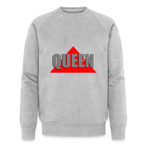 Queen, by SBDesigns - Sweat-shirt bio Stanley & Stella Homme