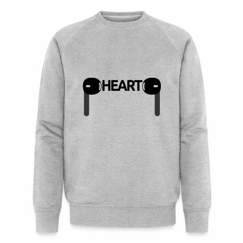 ListenToYourHeart - Ekologiczna bluza męska Stanley & Stella