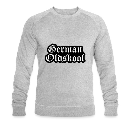Grand Logo German Oldskool Official - Sweat-shirt bio Stanley & Stella Homme