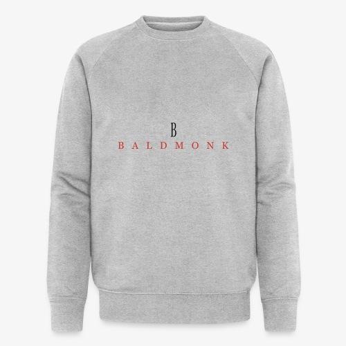 Baldmonk Classic Logo - Men's Organic Sweatshirt by Stanley & Stella