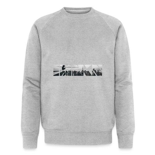 BRKN - Broken Illustration Motiv Black&White - Männer Bio-Sweatshirt von Stanley & Stella