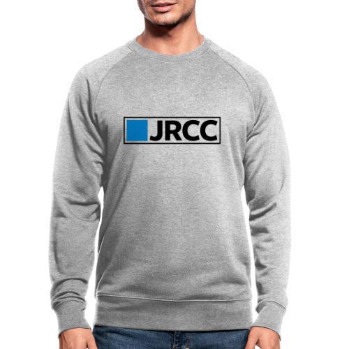 Bloc Logo - Inline [Black] - Men's Organic Sweatshirt