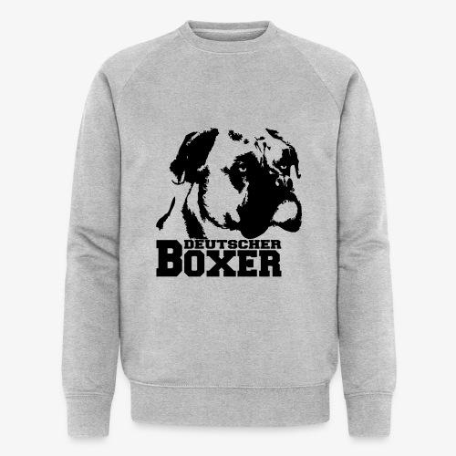 Deutscher Boxer - Männer Bio-Sweatshirt von Stanley & Stella