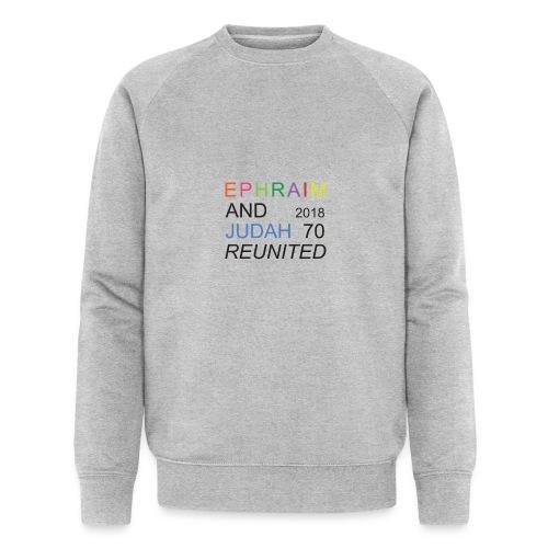 EPHRAIM AND JUDAH Reunited 2018 - 70 - Mannen bio sweatshirt van Stanley & Stella