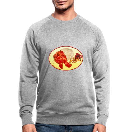 hermid - Männer Bio-Sweatshirt
