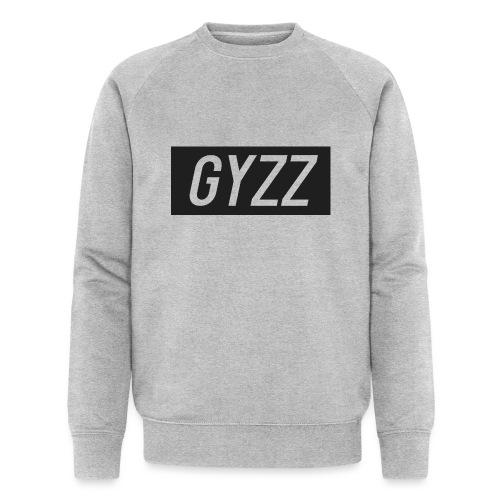 Gyzz - Økologisk sweatshirt til herrer