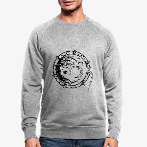 Tree of Life - Ekologisk sweatshirt herr