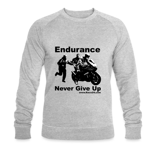 Race24 Push In Design - Men's Organic Sweatshirt by Stanley & Stella