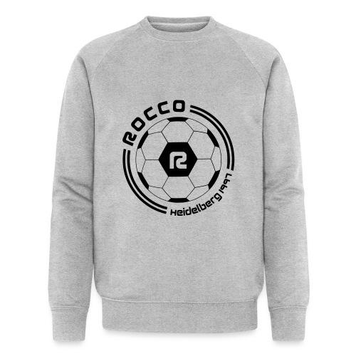 R WAPPEN SW - Männer Bio-Sweatshirt
