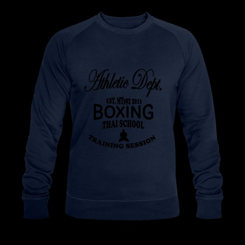 (high_school_couleur_uni) - Sweat-shirt bio Stanley & Stella Homme